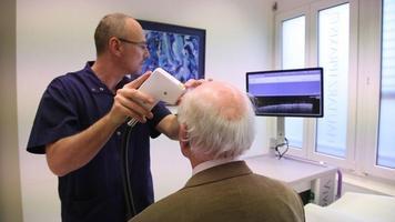 Optische Kohärenztomografie